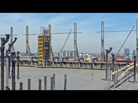A video tour of the K2 construction site