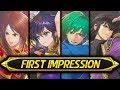Fire Emblem Heroes - Altena, Larcei, Ced & Shannan - Heir of Light First Impressions [FEH]