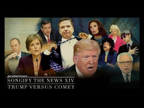 Trump vs. Comey   Songify The News 14