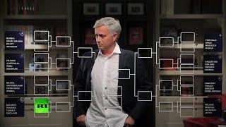 ¿Quién ganará el Mundial? Las predicciones de Mourinho en exclusiva para RT