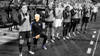 This Coach Loves The Flag, Why Doesn't Megan Rapinoe?