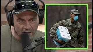 Joe Rogan Reads Message From Doctor About the Coronavirus