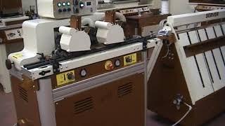 Автоматическая полировальная машина GALLI SP AUTO