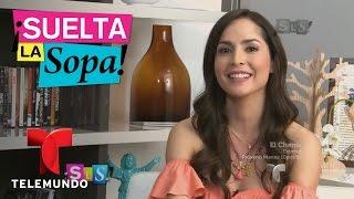Suelta La Sopa | Carmen Villalobos nos habla sobre relación con Sebastián Caicedo | Entretenimiento