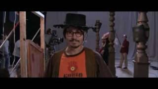 Johnny Depp   Rango   New Behind The Scene