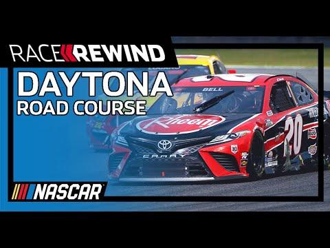 NASCAR 2021 デイトナ・ロードコース レースハイライト動画