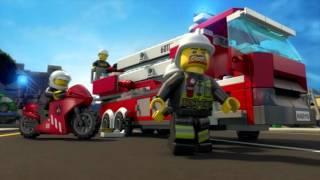 LEGO® City Hasiči: Všichni zachraňují