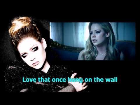 Avril Lavigne - Let Me Go ft. Chad Kroeger (Instrumental) (Lyrics)