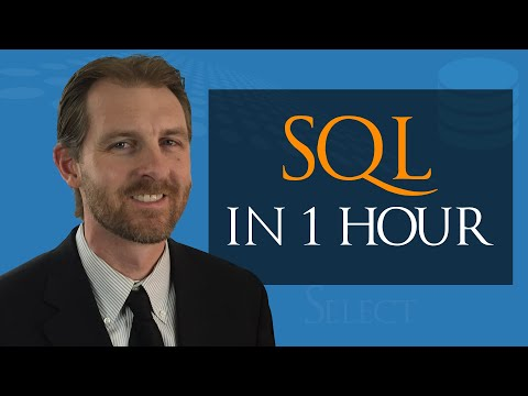 Learn SQL in 1 Hour - SQL Basics for Beginners - YouTube