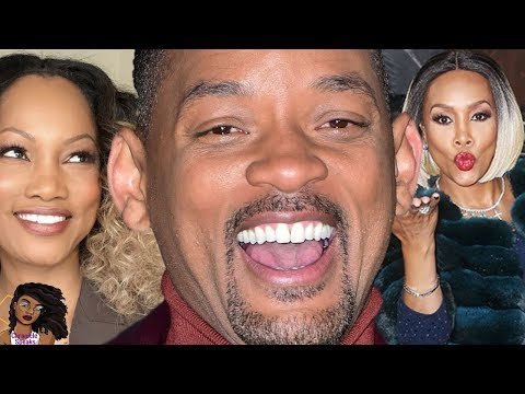 Will Smith Celebrates 50th In A BIG Way and Actresses SHOW Their Thirst Is REAL