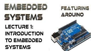1. Introduction to Embedded Systems