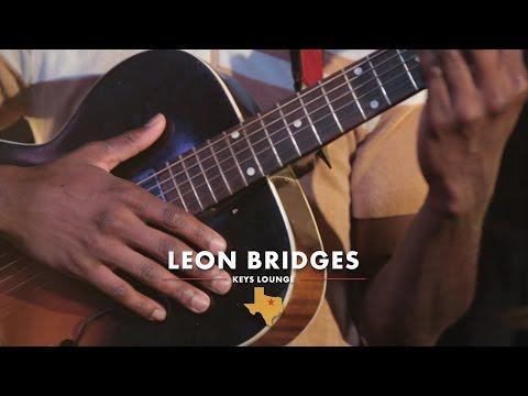"Leon Bridges Performs ""River"" on the Chevy Music Showcase"