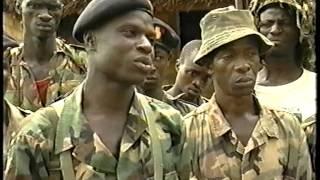 SIERRA LEONEANS SAY GOODBYE TO A WAR HERO, TOM NYUMA
