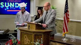 "May 16, 2021 PM – ""Graduation Service"""