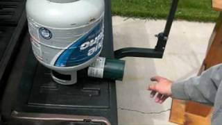 Save $$$ Refill Propane Cylinders its Easy