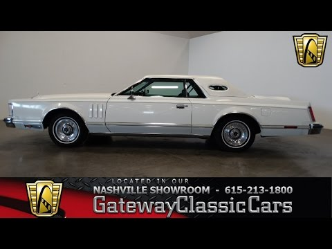 Video of '78 Continental - KDRK