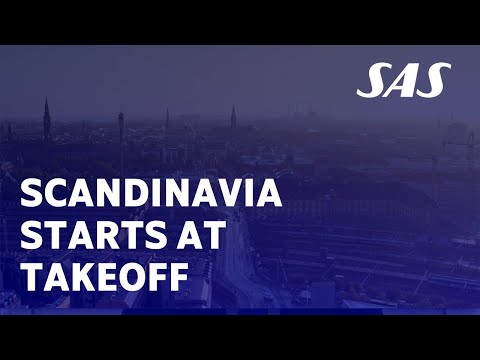 SAS - Scandinavia Starts at Takeoff - October 2019