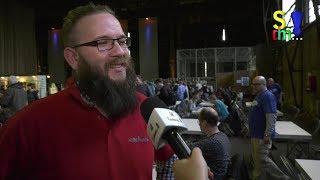Interview über das Dominion Jubiläums-Turnier mit Erik Wöller - SPIEL DOCH! Messe 2018