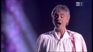 Arena di Verona 2013 Puccini Tosca   E Lucevan le stelle Bocelli live