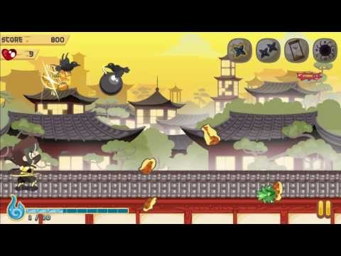 Video of Shuriken Strike: Ninja Master