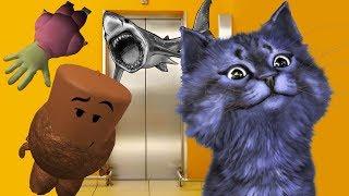 ЛИФТ СЛОМАЛСЯ! / ОБЫЧНЫЙ ЛИФТ в РОБЛОКС / The Normal Elevator ROBLOX