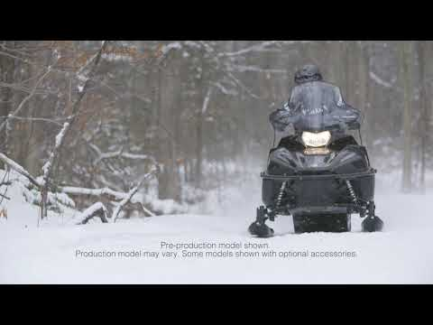 2022 Yamaha VK Professional II in Greenland, Michigan - Video 2