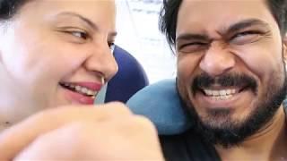 He Mimics Me in the Flight | Finale Ep | Dandiya Nights Series | ss vlogs :-)