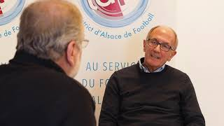 L'interview de Michel Aucourt