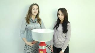 Сепаратор для молока Мотор Сич СЦМ 80-18 от компании ПКФ «Электромотор» - видео 2