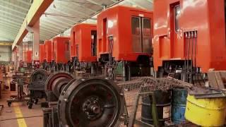 Especiales Noticias - Sistema de Transporte Colectivo Metro. 47 aniversario