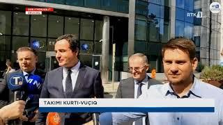 Drejtpërdrejt - Takimi Kurti -Vuçiq 19.07.2021