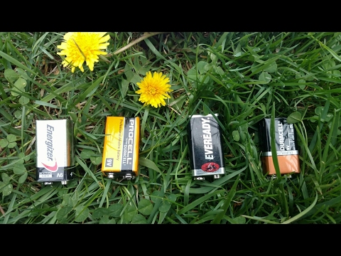 BEST BATTERIES To Use For Bounty Hunter Metal Detectors