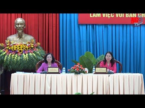 Ban Chỉ đạo Trung ương kiểm tra việc thực hiện Quy chế dân chủ ở cơ sở tại An Giang