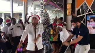Christmas greeting 2016 - RIU Hotels and Resorts