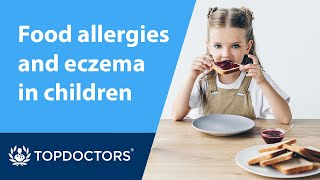 Food Allergies And Eczema In Children