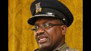 Police Commander Japheth Koome reveals details of the shooting in Mathare