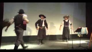 preview picture of video 'ALEJANDRO GONZALEZ   Show Casa de la Cultura'