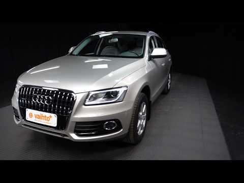Audi Q5 Busin 2,0 TDI 130 quattro S tronic (MY13, Maastoauto, Automaatti, Diesel, Neliveto, LTZ-602