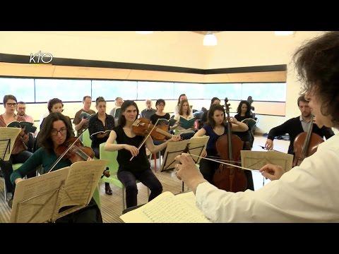 Savitri de Rochefort, chef d'orchestre