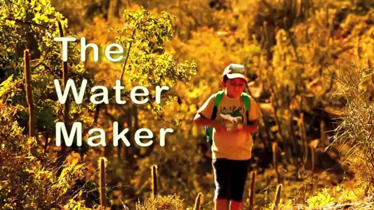 The Water Maker ENGLISH