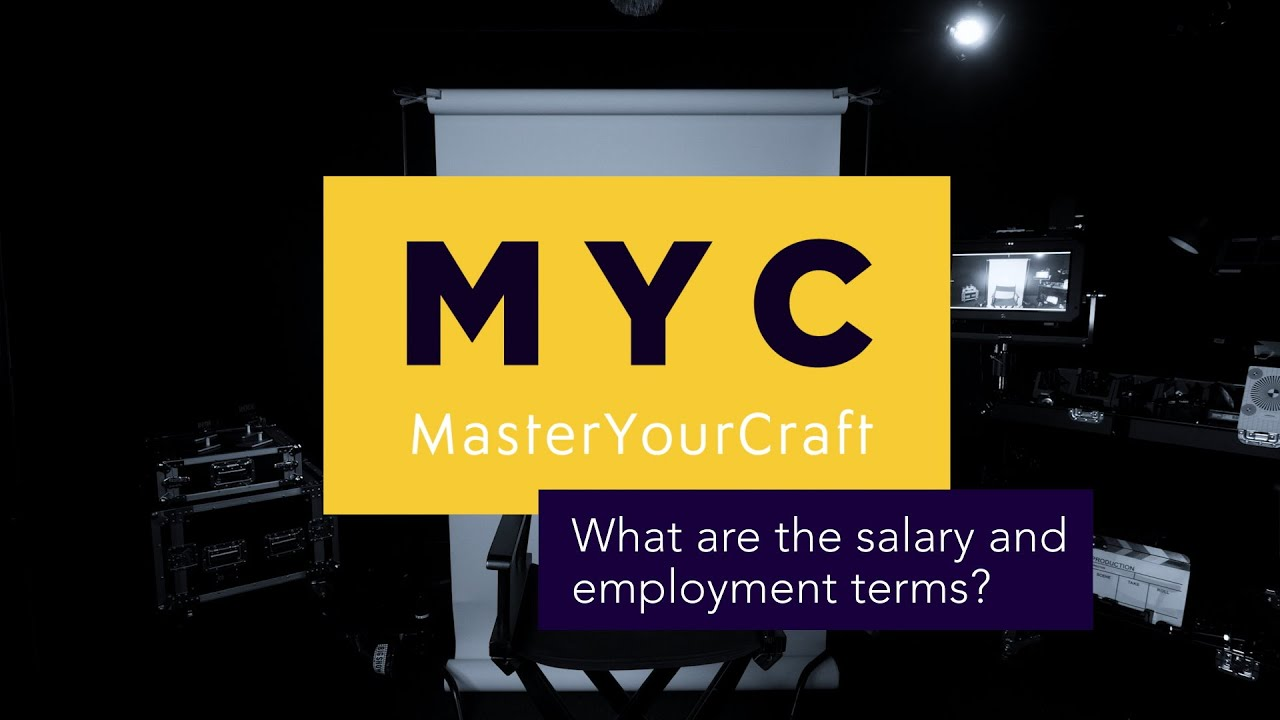 What Are The Salary And Employment Terms?   Master Your Craft FAQs