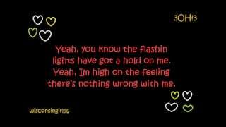 You're gonna love this - 3OH!3 (Lyrics)