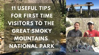 11 Useful Tips For First Time Visitors To The Great Smoky Mountains National Park