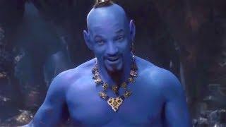 Twitter Destroys Will Smith Over Aladdin Trailer