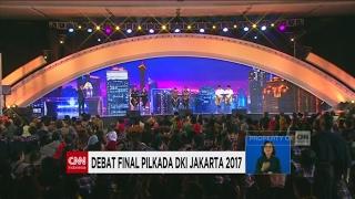 FULL Debat Cagub Final Pilkada DKI Jakarta 2017  AHY  Sylvi Ahok  Djarot Anies  Sandi
