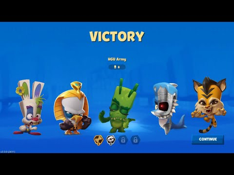 """DONNA """"The Crocodile"""" Lead the Gang 
