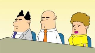Dilbert: Complicated Diagram