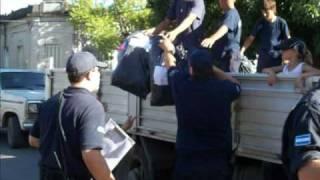 preview picture of video 'Honrrar la vida, Escuela de Cadetes Bomberos Voluntarios Esperanza'