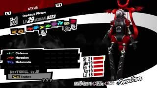 Persona 5 - Orpheus & Orpheus Picaro DLC