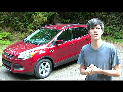 2014 Ford Escape - Review & Test Drive
